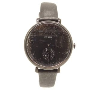 NEW FOSSIL Jacqueline Crystal Watch ES4490 $135 💋